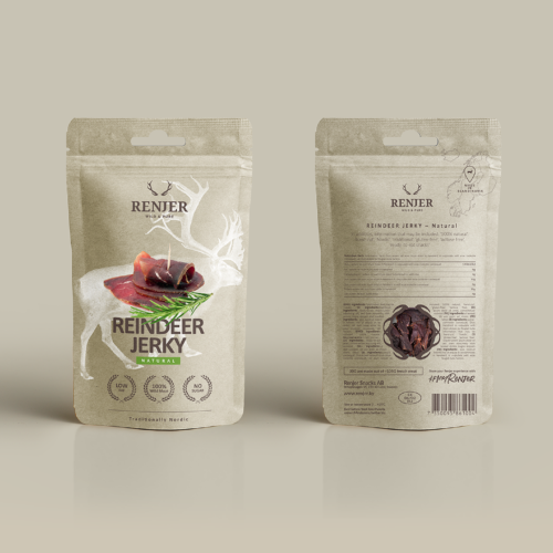 Renjer - packaging concept